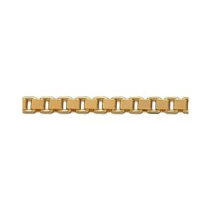 Venezia halskæde 45 cm*1,2 mm i double 2512045