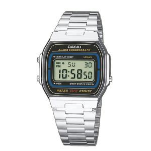 Casio Retro Unisex Ur A164WA-1VES