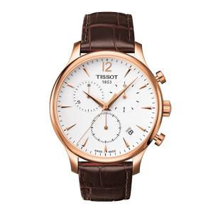 Tissot Tradition Kronograf Herre Ur T063.617.36.037.00