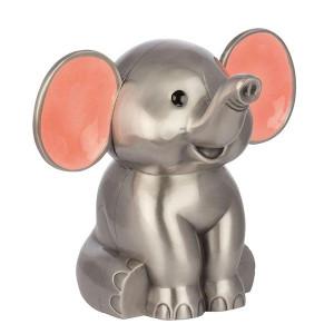 Sparebøsse fortinnet Elefant 152-76202
