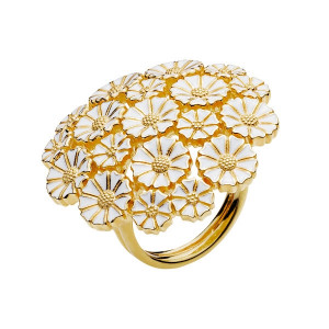Marguerit Ring Mix 907075-19-M
