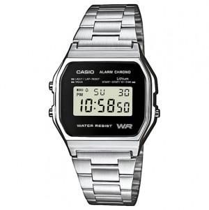 Casio Retro Unisex Ur A158WEA-1EF