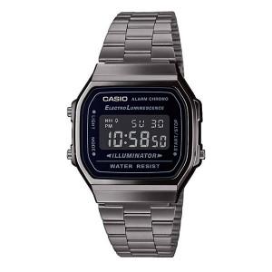 Casio Retro Unisex Ur A168WEGG-1BEF