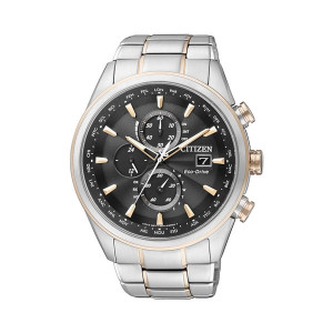 Citizen Eco-Drive Radiostyret Herre Ur AT8017-59E