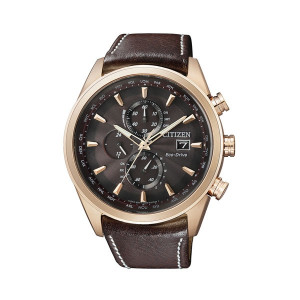 Citizen Eco-Drive Radiostyret Herre Ur AT8019-02W