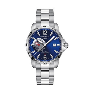 Certina DS Podium GMT Herre Ur C034.455.11.047.00