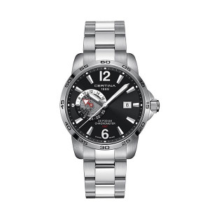 Certina DS Podium GMT Herre Ur C034.455.11.057.00