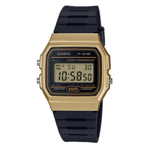 Casio Retro Unisex Ur F-91WM-9AEF