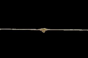 14Kt Guld Armbånd Med Hjerte 1G205HJZI0219
