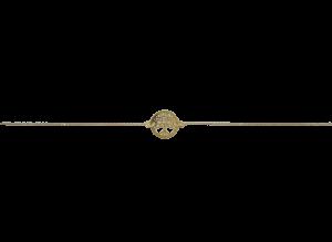 14Kt Guld Armbånd Med Livetstræ 1G205LT0219