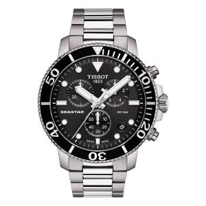 Tissot Seastar Kronograf Herre Ur T120.417.11.051.00