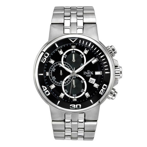 sølv ur til mænd